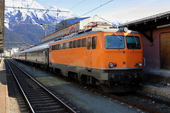 ProLok 1142 579-3 Blue Train, Innsbruck Hbf (TaurusES64U4) Tags: 1142 prolok
