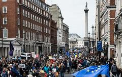 Revoke Art.50 London (JakeChad Publishing) Tags: parliament street blackandwhite uk urban london city nikon d800e documentary eu brexit architecture flags protest people england