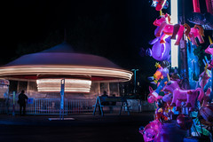 'if you didn't win, buy it before you leave' stand (pbo31) Tags: eastbay alamedacounty bayarea california nikon d810 color night dark black april 2019 boury pbo31 oakland butler amuesments fair carnival ride lightstream spinning motion traveling