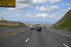 The Central Valley! (dcnelson1898) Tags: california southerncalifornia lakeelsinore losangeles interstate5 i5 travel traffic vehicles unitedstates usa america freeway highway