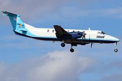 EC-JDY_06 (GH@BHD) Tags: ecjdy beech1900c serair beech1900 beechcraft beech turboprop aircraft aviation airliner ace gcrr arrecifeairport arrecife lanzarote
