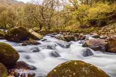Sharra pool. River Dart (stevedamerell200) Tags: milkyshots riverdart dartmoor longexposure
