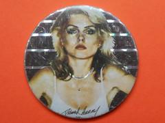 VINTAGE BLONDIE PRISM BADGE (psychocandy65) Tags: blondie badge button pin punk rock newwave pop cbgb deborahharry