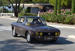 LANCIA Fulvia 3 coupé - 1973 (SASSAchris) Tags: lancia fulvia 3 coupé 2 tours dhorloge castellet circuit ricard voiture italienne