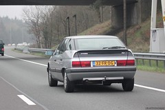 Citroën XM 2.0i 16v 2000 (32-FR-DG) (MilanWH) Tags: citroën xm 20i 16v 2000 32frdg