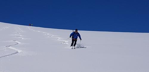 Skitourenwoche Zufallhütte 8.4. - 12.4.2019