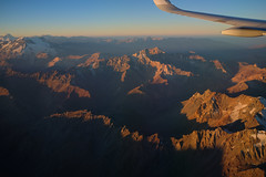 Andes by air 2 (335semi) Tags: andes chile argentina mountains sunset fujifinepixx100 fuji x100f