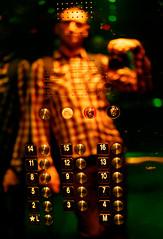1 of 52 Weeks (Lyndon (NZ)) Tags: week12019 startingtuesdayjanuary012019 52weeksthe2019edition selfportrait dof reflection number button