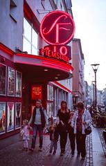 Going to the movies (JamieDieu) Tags: olympus om2 50mm f18 malmo malmø malmö