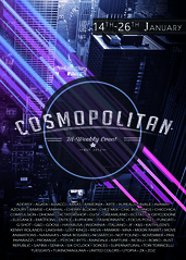 Cosmopolitan {Round 15/7} 14th - 26th January Banner (Corina Wonder (Cosmopolitan Events)) Tags: cosmopolitan cosmo event events secondlife sl