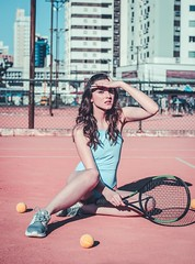 athlete-balls-exercise-1772724 (toptenalternatives) Tags: athlete balls exercise fitness fun game person player racket sport sports equipment tennis training woman
