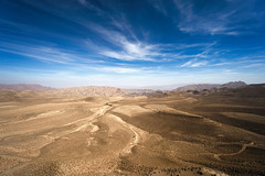DSC04670 (feddischson) Tags: iran sky landscape sand desert