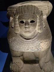 UK - London - Bloomsbury - British Museum - Human headed winged lion from Aramaean city state of Sam'al (JulesFoto) Tags: uk england london britishmuseum assyria sculpture lion