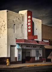 odeon theater (jody9) Tags: tucumcari newmexico theater urban