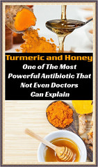 Turmeric and Honey: One of The Most Powerful Antibiotic That Not Even Doctors Can Explain (healthylife2) Tags: turmeric honey health food healthy