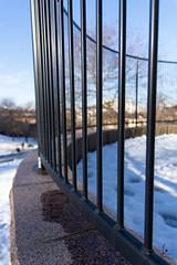 Fence (jannaheli) Tags: suomi finland helsinki luonto nature nikond7200 outdoor outside naturephotography luontovalokuvaus naturetherapy luontoterapia sinebrychoffinpuisto punavuori aita fence