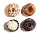 Dessert donuts doughnuts - Credit to https://homegets.com/