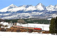 383-103 (Andrzej Szafoni) Tags: 383 383103 siemens vectron słowacja slovakia train railroad locomotive electric zssk