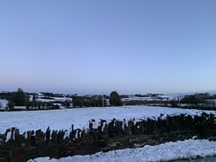 Dusk Snowscape (firehouse.ie) Tags: roi eire sunset skyline sky evening dusk weather wintery nature rural countryside countycork landscapes landscape 2019 march ireland snowscape snow