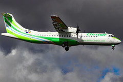 EC-MTQ_01 (GH@BHD) Tags: ecmtq atr atr72 atr72600 nt ibb rsc bintercanarias ace gcrr arrecifeairport lanzarote aircraft aviation airliner turboprop propliner