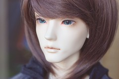 [059/365] Wyatt (Ise-Bandit) Tags: abjd bjd asian ball joint doll dollfie resin be with you age27 wood wyatt