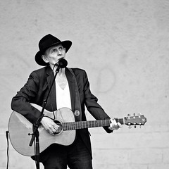 Ron Hynes - Photo by Jenni Welsh