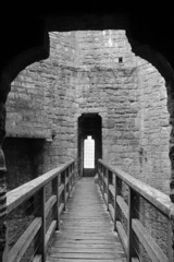 Caernarfon Castle (richardr) Tags: caernarfon castle caernarfoncastle castell blackwhite blackandwhite ruin bw northwales gwynedd building architecture wales welsh cymru britain british greatbritain uk unitedkingdom europe european old history heritage historic medieval medievalarchitecture