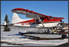 N67112 Arctic Air LLC (Bob Garrard) Tags: n67112 arctic air llc de havilland canada dhc2 beaver mk 1 lakehoodseaplanebase anchorage alaskapalhlhd delivered us army l20a 560361