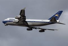 G-BYGC // British Airways (BOAC) // B747-436 // Heathrow (SimonNicholls27) Tags: gbygc british airways boac heathrow lhr egll 747436 747400 747 boeing
