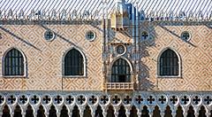 The Palace of the Four-Leaf Clover (Ciceruacchio) Tags: palazzoducale palaisdesdoges piazzasanmarco fourleafclover trifogliocon4foglie trèfleà4feuilles venice venezia venise venedig italy italia italie italien canon