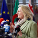 Aussenministerin Kneissl bei Syrien-Geberkonferenz