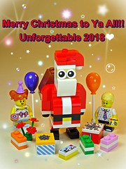 Merry Christmas 2018!! (My Toy Museum) Tags: merry christmas 2018