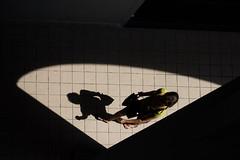 (@AmirsCamera) Tags: kualalumpur olympus omdem1 em1 streetphotography street kl light shadow contrast dark person people walking colour color city urban life february 2019
