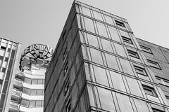 (Feininger's Cat (Thanks for 1.3 million views!)) Tags: leica leicam8 summaritm50mmf24 architecture berlin brutalism blackandwhite apsh leicasummaritm12450 summarit summarit50 50mm leicam rangefinder messsucher ccdsensor