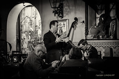 Singing the Fado (Holfo) Tags: maderia fado music portugal portuguese sepia nikon d7500