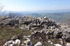 Viewpoint @ Hike to Montagne de la Mandallaz & Lac de La Balme de Sillingy (*_*) Tags: europe france hautesavoie 74 spring printemps 2019 march annecy labalmedesillingy epagny hiking mountain montagne nature randonnée walk marche trail forest jura mandallaz