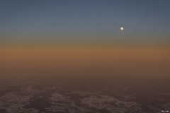 Super Blood Moon January '18 (GirarFly798) Tags: aviation aircraft airbus airplane plane a320 cockpit flight deck fly airport sky sunset moon pilot pilotlife blood full snow france