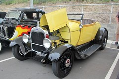 1928 Ford Model A roadster hot rod (sv1ambo) Tags: 1928 ford model a roadster hot rod