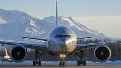 Aeroflot Boeing 777-300 VQ-BQD (Zhuravlev Nikita) Tags: boeing 777 boeing777 aeroflot uhpp spotting elizovo kamchatka