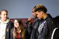 20190208__BethConyers_Hoodies Up, Roosevelt HS_7 (ppscomms) Tags: hoodies up roosevelthighschool blackhistorymonth