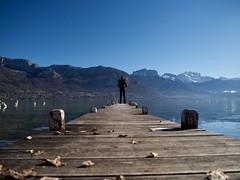 (juliusjoa) Tags: auvergnerhônealpes hautesavoie nature travel mountains lake lacd'annecy annecylake landscape alone picture ngc