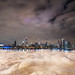 Between Earth and Sky. Chicago Skyline