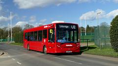 Not At All Direct (londonbusexplorer) Tags: metroline west adl enviro 200 del2147 lk65eae u2 uxbridge brunel university tfl london buses