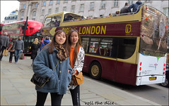 `2554 (roll the dice) Tags: london westminster westend w1 streetphotography pretty sexy girls mad fun funny happy smile reaction people fashion shops shopping urban unaware unknown england uk classic art portrait strangers candid angle view canon tourism tourists colour lights weather sunny dark bus asian chinese couple bigbus traffic busy crowd surreal eyes advertising travel transport