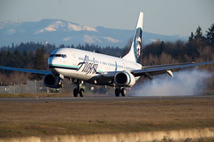 2019_03_18 KSEA stock-30 (jplphoto2) Tags: 737 737900 alaskaairlines alaskaairlines737900 boeing737 jdlmultimedia jeremydwyerlindgren ksea n433as sea seatac seattletacomainternationalairport aircraft airline airplane airport aviation