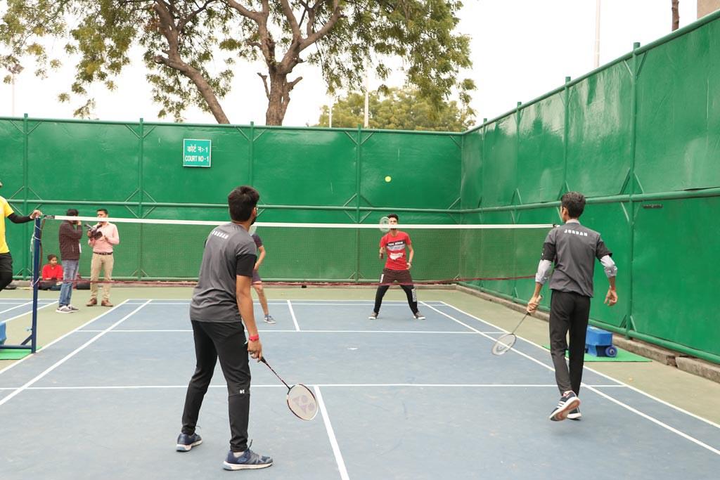 AEG ASB ATHLEEMA 2019 - Badminton Tournament