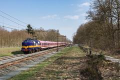 RXP 1251 | IGSO Sonderzug 13496 | Apeldoorn (Rubentje01) Tags: rxp railexperts rxp1251 igso igschienenverkehrostfriesland apeldoorn veluwe nederland