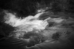 Outflow Turbulence (ShinyPhotoScotland) Tags: highlands perthshire rannoch scotland shapeandform serifaffinityphoto hdr motionstationary monochrome composite seasonal darktable lowviewpoint photography sonya7r3 imagemagickmedian pentax50mmf17 rockwater moody blur intimatelandscape nature strathfionan delusionsofgrandeur landscape art raw movement elegance composition turbulence lines burn highlandperthshire structure winter camera blackandwhite motionblur toned weather equipment landwater dynamic rawconversion places water lens simple contrasts manipulated emotion flowing melancholy curves closeup swirl digikam