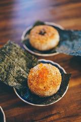 鮭魚飯糰 (aelx911) Tags: a7rii a7r2 sony carlzeiss fe55mm 55mm food rice taiwan taipei 台灣 台北 居酒屋 美食