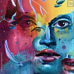 Color explosion (Pedro Nogueira Photography) Tags: pedronogueira pedronogueiraphotography photography iphonex iphoneography graffiti urbanart art arte arteurbana lisboa portugal lisbon